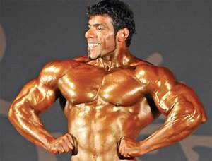 Oman's Issa al Hasani to compete for Mr Olympia title in ...