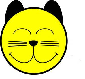 cat emoticons the smiley pets