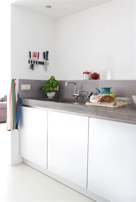 travail de cuisine plan de travail cuisine en 71 photos idées inspirations