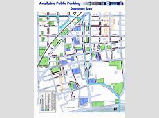 Plentiful Parking Downtown Downtown Tucson Partnership