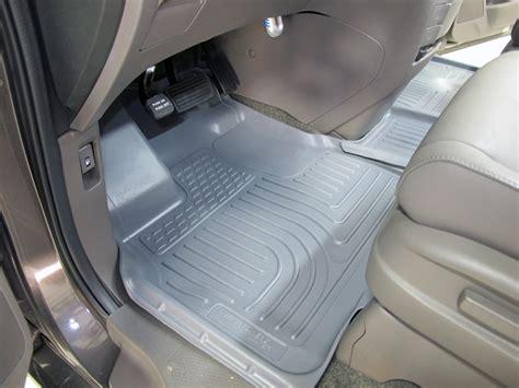 floor mats honda odyssey husky liners floor mats for honda odyssey 2011 hl18882