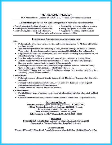 customer service car dealership resume