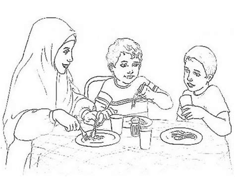 ramadan coloring pages  kids family holidaynetguide  family holidays   internet