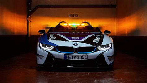 Bmw I8 Coupe 4k Wallpapers by 4k Wallpaper Of Bmw I8 Roadster Formula E Safety Car Hd