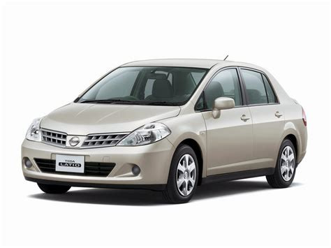 Nissan Tiida. Best Photos And Information Of Model