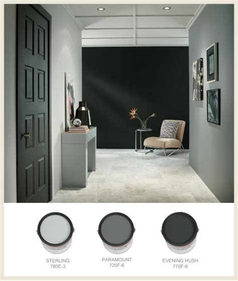 behr paint color names light to dark sterling 780e 3 paramount 720f 6 evening hush 770f 6