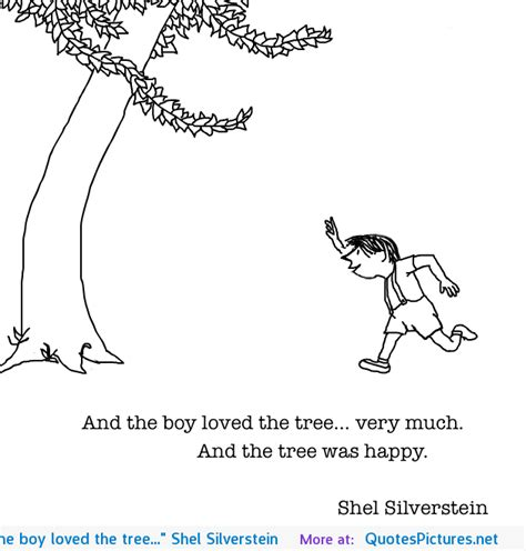 giving tree shel silverstein quotes