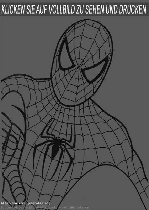 malvorlagen spiderman  malvorlagen gratis