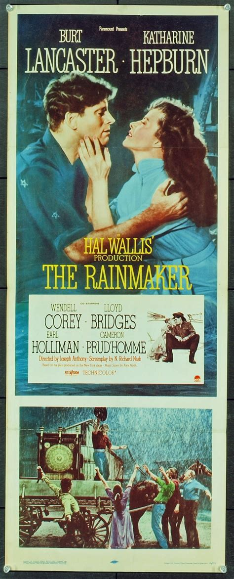 The Rainmaker 1956 Quotes