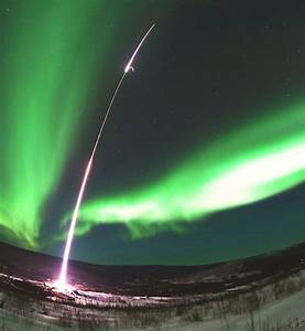 NASA Launches Rocket Into Northern Lights | WIRED