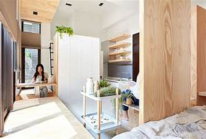 Minimalist Asian Aesthetics And Smart Functionality For
