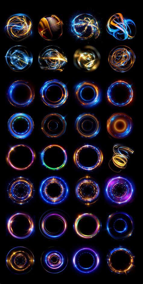 experiments  optical flares   behance optical