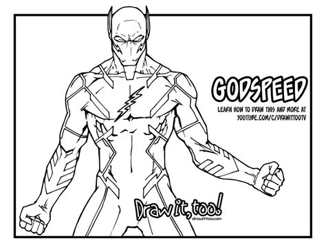 Kleurplaat Overwatch Doomfist by Coloring Pages From The Flash Zoom Coloring Pages