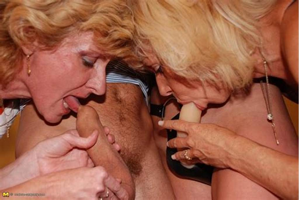 #One #Guy #Who #Loves #To #Fuck #Three #Mature #Sluts