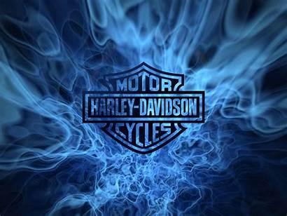 Harley Davidson Screen Flames Italia Dal Sfondi