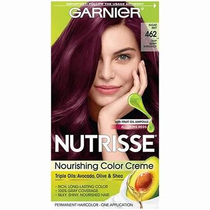 Garnier Berry Deep Burgundy Nutrisse Dark Creme