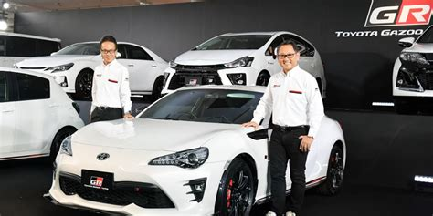 With New Brand, Toyota Aims To Make Its Sports Cars