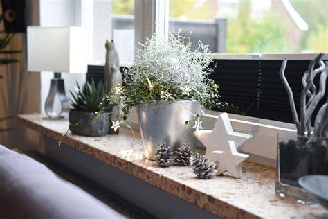 weihnachtsdeko ideen fensterbank neujahrsblog