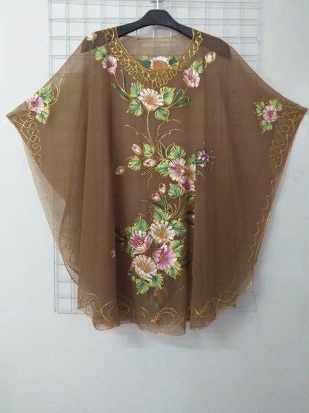 jual baju lukis baju handmade baju indonesia baju unik