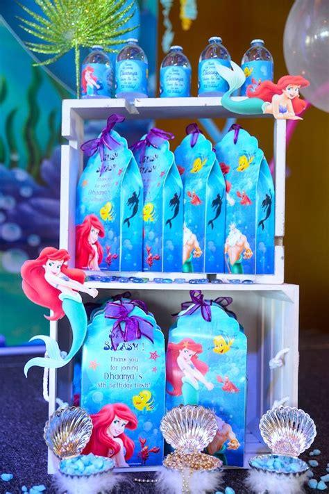 ariel   mermaid birthday party mermaid happy