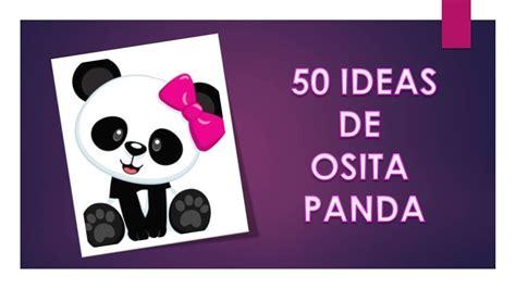 50 ideas de osita panda youtube