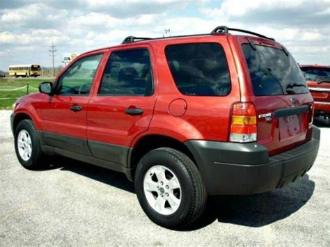Purchase Used 2007 Ford Escape Xlt In 2622 Us Highway 31 S