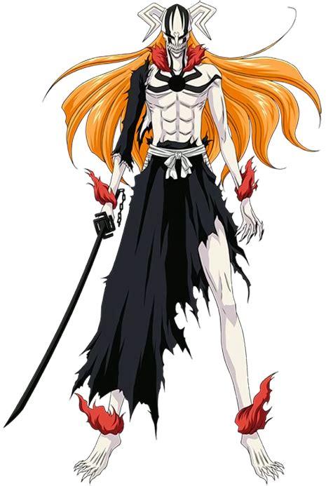 transformasi perubahan bentuk ichigo kurosaki otaku