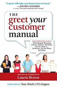 The Greet Your Customer Manual  Your Comprehensive Guide