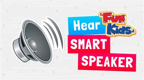 Funi Smart by Get On Your Voice Activated Smart Speaker