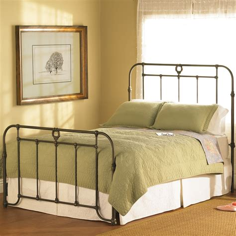 wesley allen headboards wellington iron bed by wesley allen humble abode