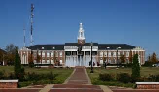 Troy University Bibb Graves Hall