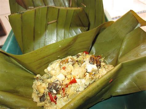 resep pais ikan tamban khas melayu riau berbagi