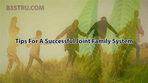 tips   successful joint family system bstru vaastu