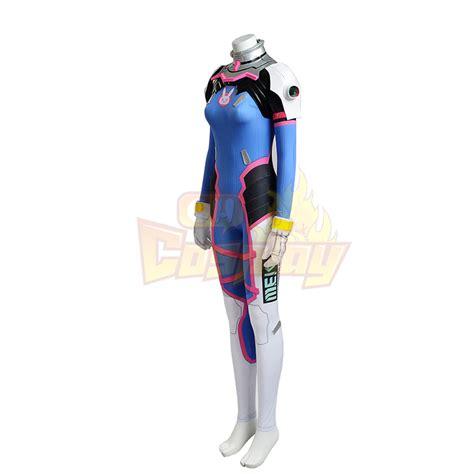 Ow Overwatch Dva Cosplay Uk Costumes Zentai Suit Full