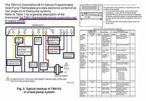 Honeywell Th6000 Wiring Diagram