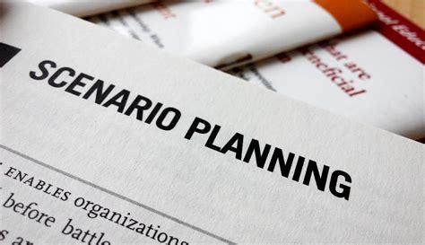 Scenario Planning versus Forecasting - Schultz Financial ...
