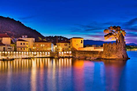 nafpaktos accommodation sterea hotels greece greeka stay where history travel
