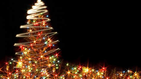 christmas trees hd wallpapers   unique