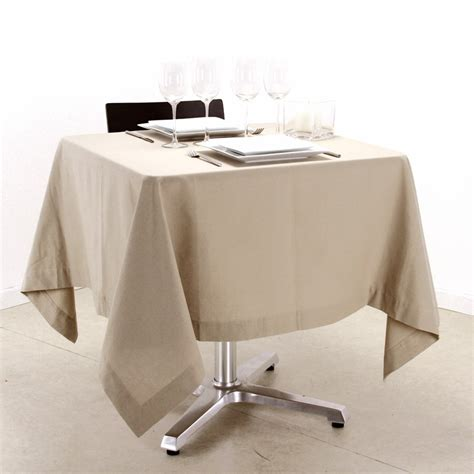 nappe de table carre nappe carr 233 150x150cm