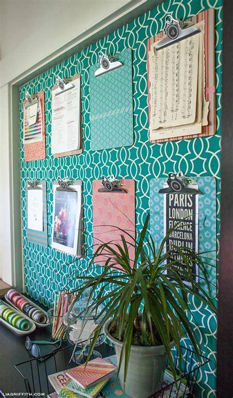 bulletin board diys   organized