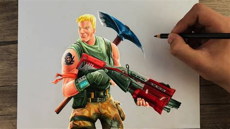 fortnite drawing tfue youtube