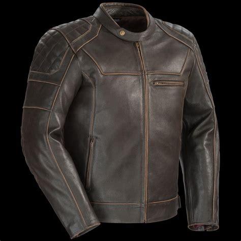 retro motorcycle jacket cortech dino bella leather jackets retro style for men
