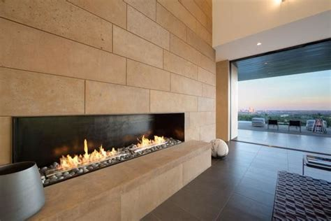 Outdoor Fireplace Modern gas fireplace designs living room contemporary with