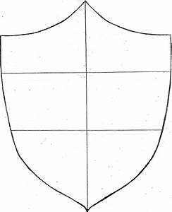 coat of arms shield template clipart best With shield template to print
