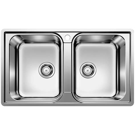 kitchen sink bunnings blanco 80cm bowl inset sink bunnings warehouse 2597