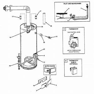 Reliance Water Heater Parts