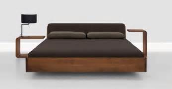 Upholstered Platform Bed Storage