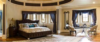 Bedroom Window Master Treatment Treatments Decorating Decoration