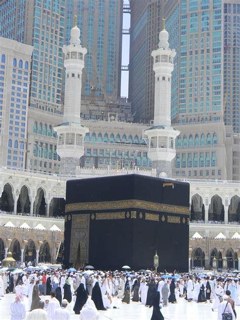 Free photo: Minarets, Al Abrar Mecca - Free Image on