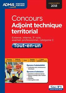Tout En Un : concours adjoint technique territorial cat gorie c ~ Dode.kayakingforconservation.com Idées de Décoration